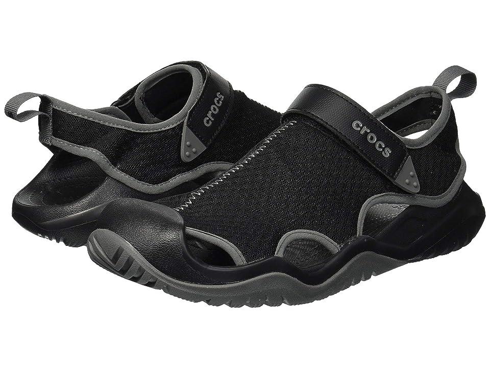 Crocs - Crocs Swiftwater Mesh Deck Sandal