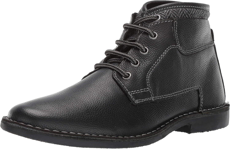 Steve Madden Mens Manner Ankle Boot