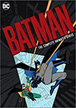 Batman: Animated Series CSR (DVD)