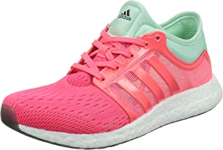 adidas Climachill Rocket Boost Womens Running Trainers/Shoes - Pink