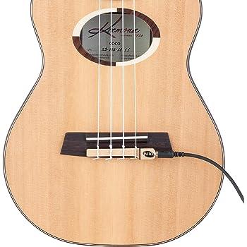 uk-300t ukulele 2 band piezo pickup vorverstärker für ukulele zubehör 68cm