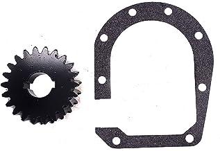 HandyTek Worm Gear & Gear Box Gasket for Craftsman Murray 53730 1752500yp 53730MA SnowThrower 2 Stage Snowblower