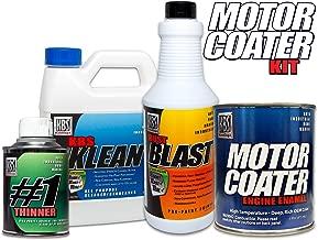 KBS Coatings 58004 Ford Corporate Blue Motor Coater Engine Paint Kit