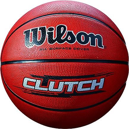 c61b71d7c1895c WILSON Ballon Basketball Extérieur, Surface Rugueuse, Asphalte, Granuleuse,  Sol synthétique, Taille