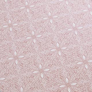 Wallpaper Pink Contact Paper Flower White Wallpaper Peel and Stick Wallpaper Removable Wall Paper Wall Covering Self Adhesive Wallpaper Flowers Shelf Liner Drawer Liner Vinyl Decal Roll17.7''x78.7''