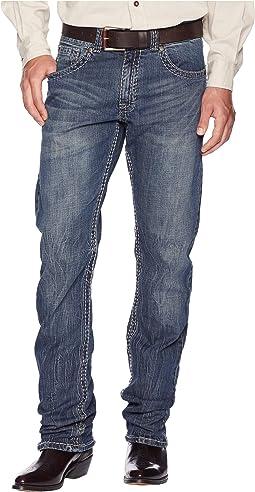 Rock 47 Slim Straight Jeans