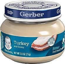 Best gerber 2nd foods baby food turkey & gravy Reviews