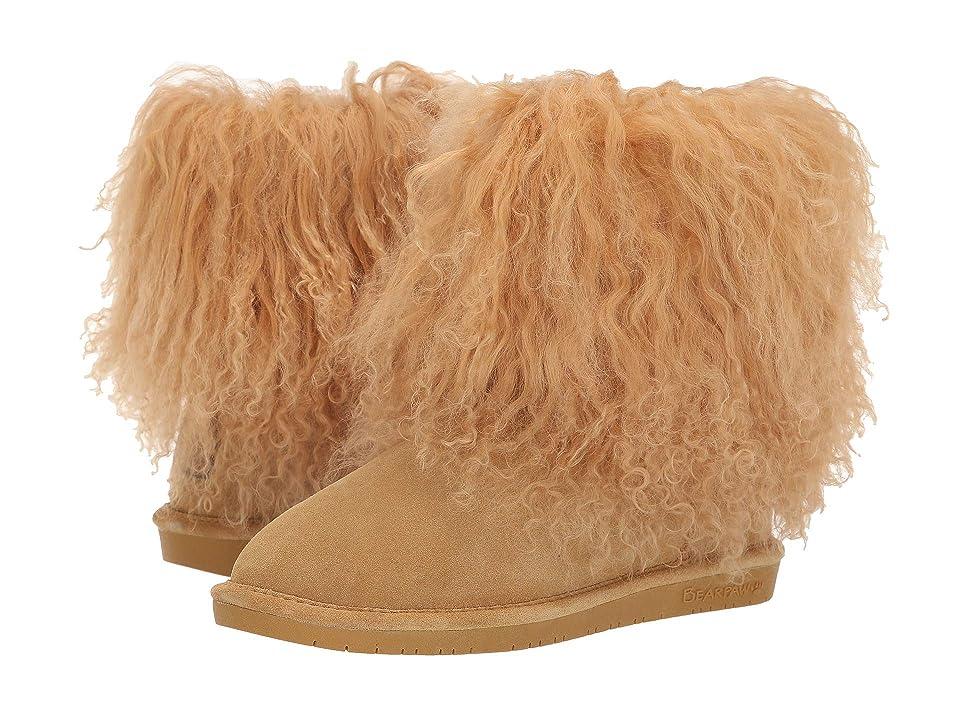 Bearpaw Boo (Wheat Suede) Women