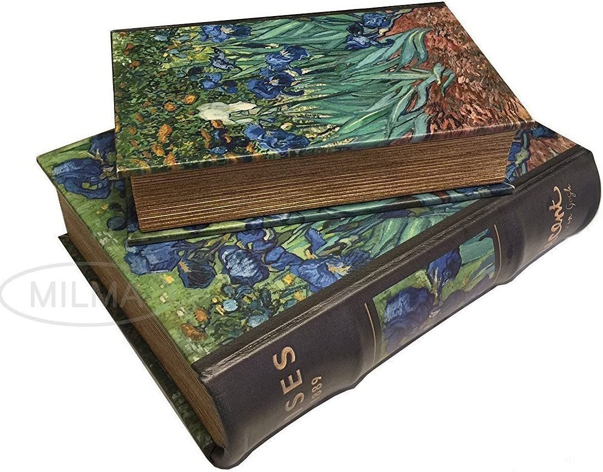 Art Masterpiece Collection Vincent Our shop OFFers the best service Van Gogh Selling Nestin Secret Irises