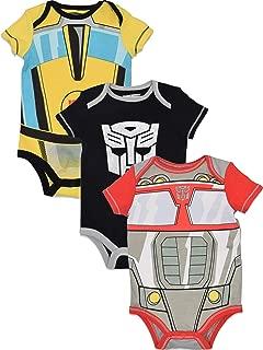 transformers onesie