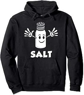 Salt Hoodie   Funny Power Matching Salt and Pepper Hood Gift