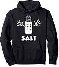 Salt Hoodie | Funny Power Matching Salt and Pepper Hood Gift
