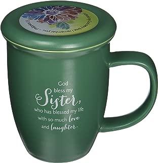 Abbey Gift Sister Mug and Coaster Set