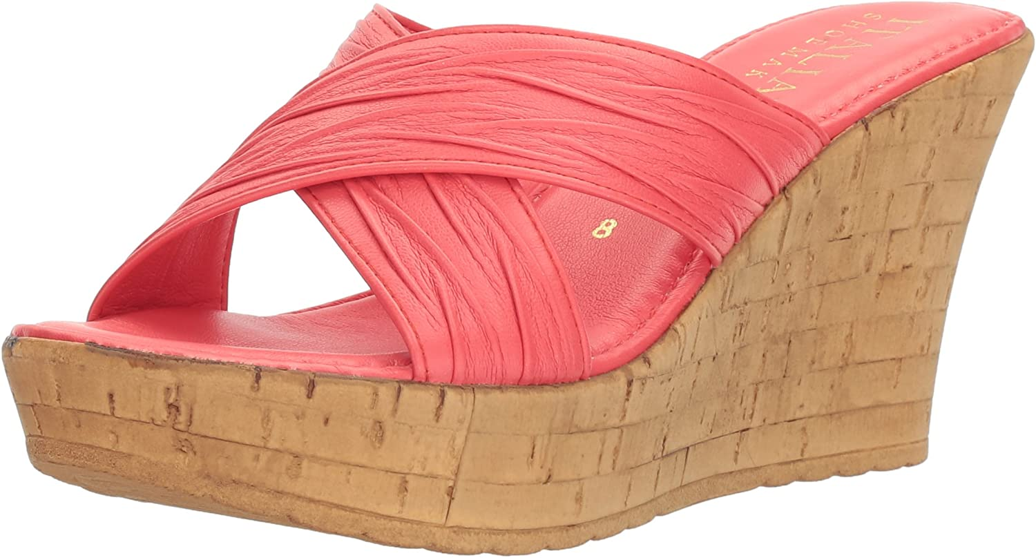 Ranking TOP4 Italian Shoemakers Fixed price for sale Women's Wedge Bright Sandal