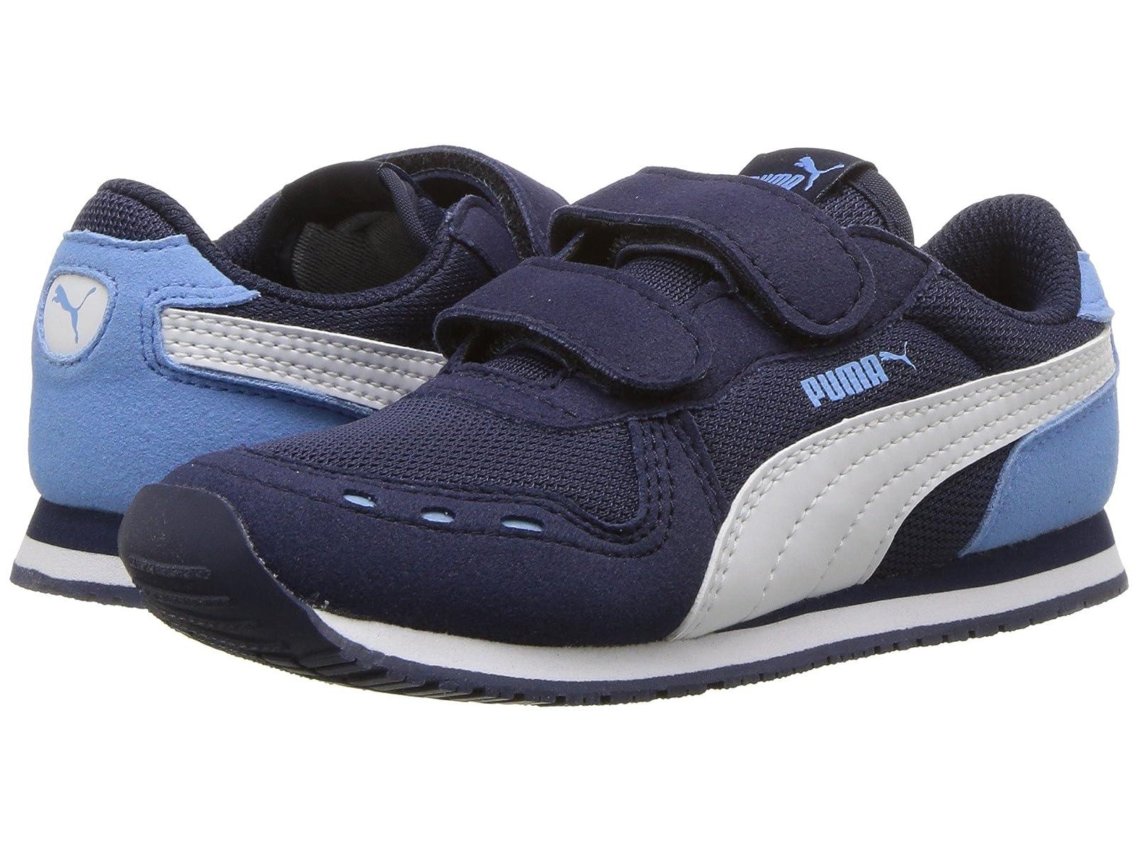 Puma Kids Cabana Racer Mesh V (Toddler)Atmospheric grades have affordable shoes