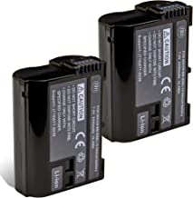 BM Premium 2 Pack of EN-EL15B Batteries for Nikon Z6, Z7,...