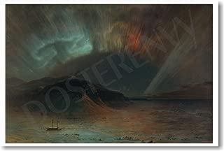 Aurora Borealis - Frederic Edwin Church - 1865 - NEW Fine Arts Poster
