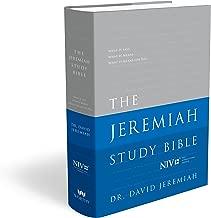 Best jeremiah study bible Reviews