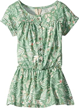 Peaceful Sounds Dress (Toddler/Little Kids/Big Kids)
