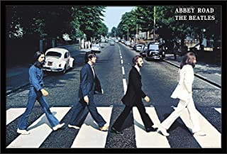 Trends International The Beatles - Abbey Road Wall Poster 24.25