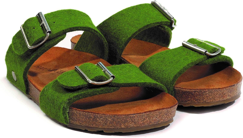 HAFLINGER Anabel Slide Sandals
