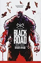 the black road comic