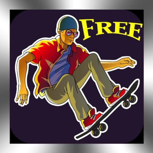 SkateBoarding 3D Free Top Skate Action Board Game