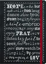 Hope, Pray, Love- Inspirational Message Blank Journals: Impulse Journals