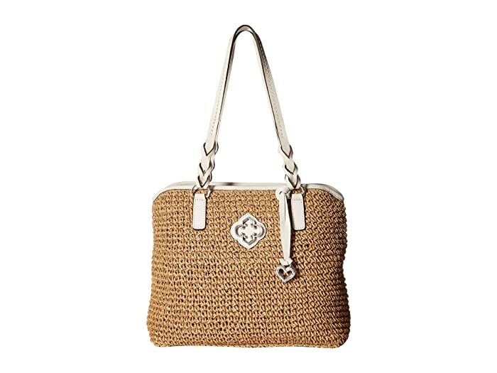 straw tote for short women