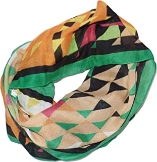 Icon Collection Fashion Infinity Scarf Soft Womens, Mens & Girls Scarves