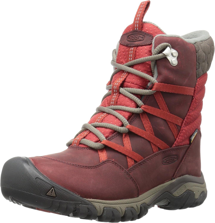 KEEN Women's Hoodoo III Lace Up Mid Calf Boots