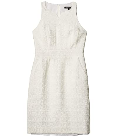 Nanette Lepore Shimmy Shimmy Dress (Ivory) Women