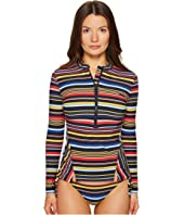 Stella McCartney - Stripe Rashguard