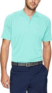 NIKE Men's Dry Momentum Team Polo Golf Shirt