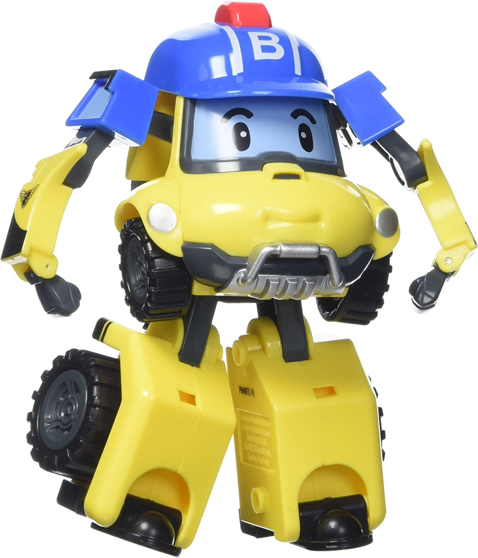 Bucky Robocar Poli Transforming Robot, 4