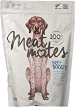 (Beef, 410ml) - Natural Premium Dog Food Topper By Meat Mates, Made in New Zealand - The Perfect Grain Free, Healthy, Hypoallergenic Limited Ingredients Booster For All Dog Types - Raw, Freeze Dried Mixer