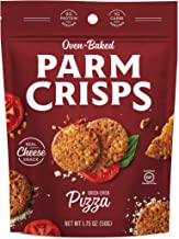 ParmCrisps Pizza, 1.75 Oz (Pack Of 12), Real Cheese Crisps, Keto Friendly, Gluten Free