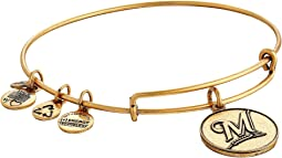 MLB® Milwaukee Brewers Charm Bangle