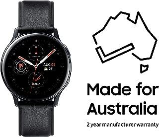 Samsung SM-R820NZKAXSA Smartwatch Active2 with bluetooth connectivity, Black