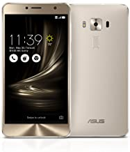 ASUS ZS550KL-S625-3G32G-SL ZenFone 3 Deluxe 5.5-inch 3GB RAM, 32GB storage Unlocked Dual SIM Cell Phone, US Warranty (ZS550KL-Glacier Silver)