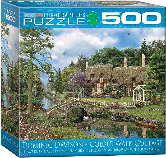 Top 10 Garden Cobbles