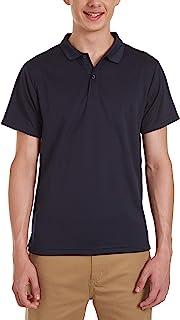 CHAPS Mens Uniform Short Sleeve Performance Polo