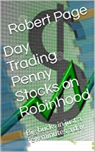 Day Trading Penny Stocks on Robinhood : Big bucks in just a few minutes a day (The Road To Robinhood Riches Book 4)