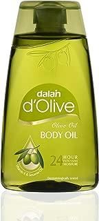 Dalan D'olive Body Oil 8.4 Fluid Ounce, Green, 8.4 Fluid Ounce