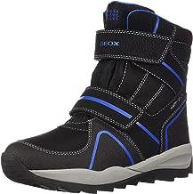 Geox Boy's Junior J Orizont B.ABX B - Tex+Pr.DBK Ankle Boot