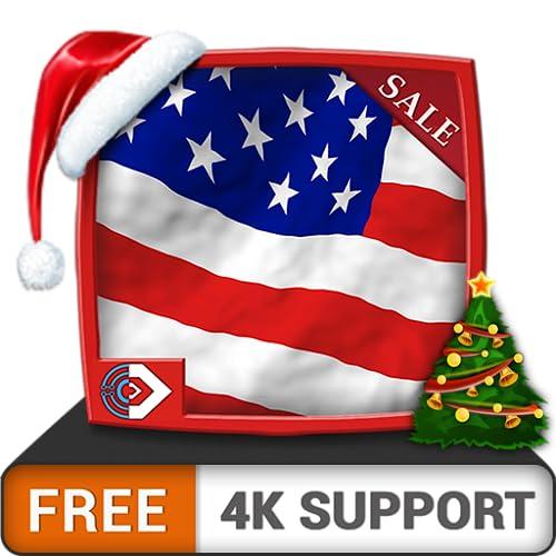 increíble bandera americana HD gratis: celebre el día