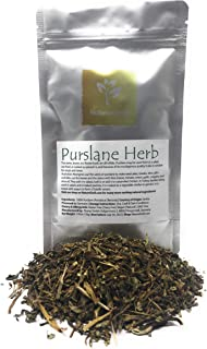 Purslane Herb - Dried And Cut Vegetable Similar To Spinach - Mix It With Yogurt To Make Tzatziki - Ingredients: 100% Pursl...