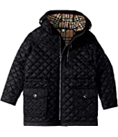 Burberry Kids - Trey Coat (Little Kids/Big Kids)