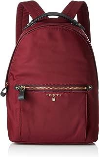 Nylon Kelsey Large Backpack Plum One Size
