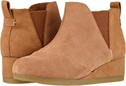 Carmel Brown Suede